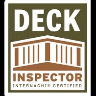 True Vision Home Inspection Deck