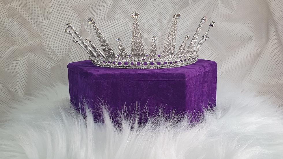icicle tiara