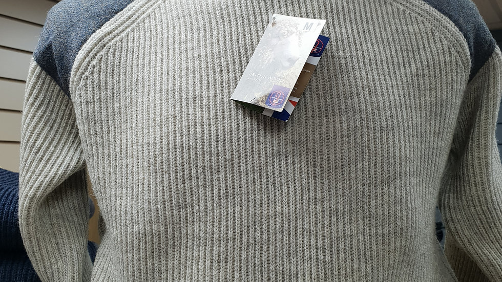GENTS CREW NECK JUMPER
