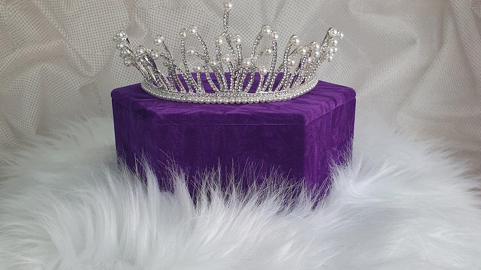 snow queen tiara