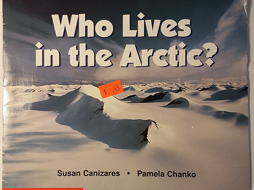 Who Lives in the Arctic