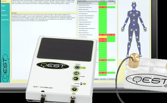 Qest4 Biofeedback - Rescan
