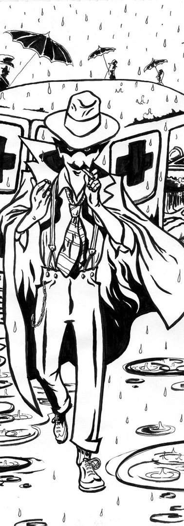 Vladek: Vampire Detective