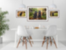 kitchen framed prints display.jpg