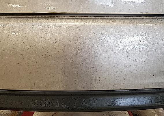Toyota yaris Goudron