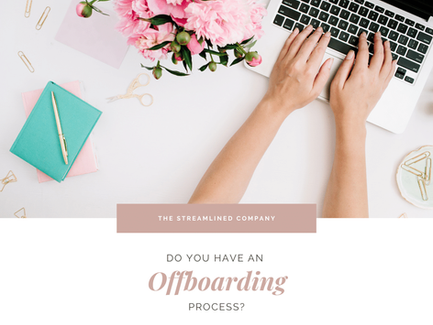 Do You Have an Offboarding Process?