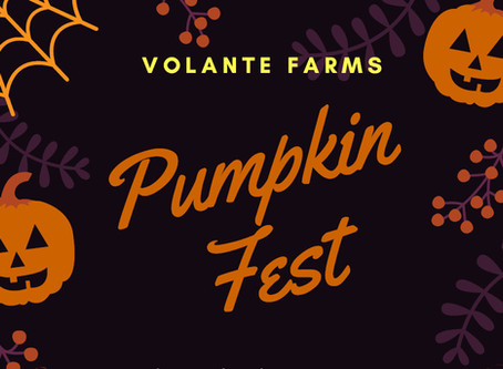 Volante Farms 6th Annual Pumpkin Fest!