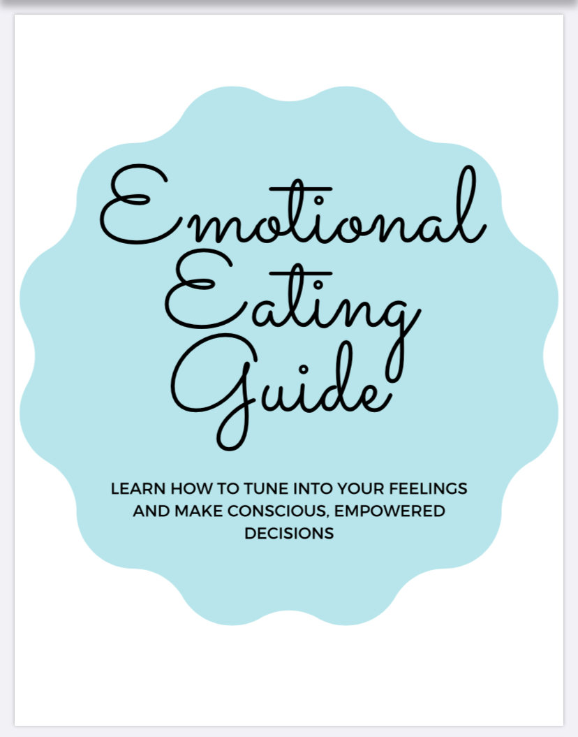 Emotional Eating Mini Course