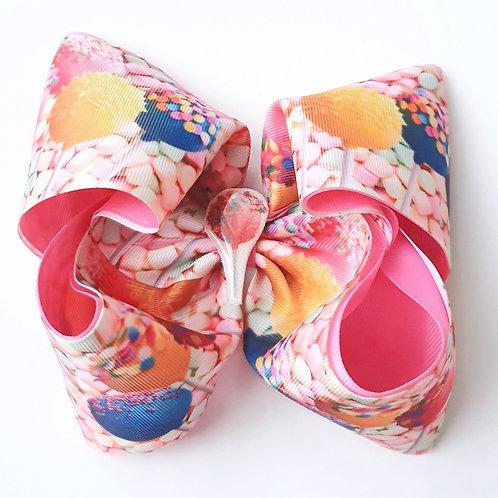 Moño Pink LolliPops