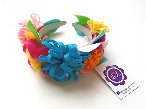 Cheerful Spring headband