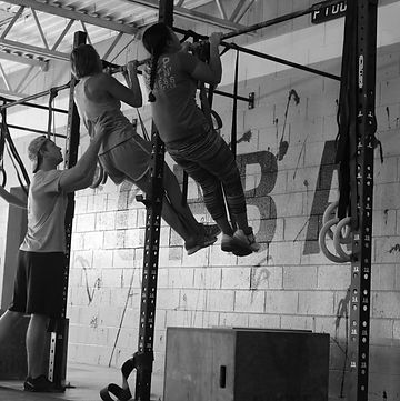 CrossFit Backward Arrow Abilene Texas