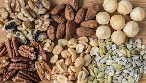 Only the Best: Nuts and Seeds