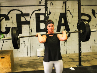 Why I Choose CrossFit: Strength