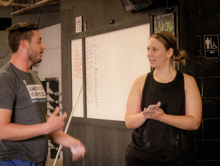 How CrossFit Saves Marriages: Support