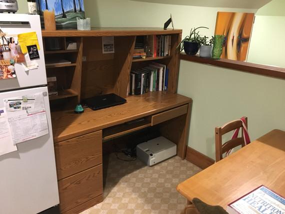 Small Office for Ballerina