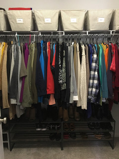 Womens Standard Closet