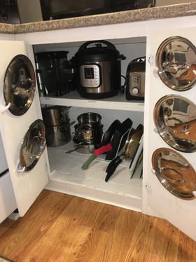 Pots, Pans & Appliances