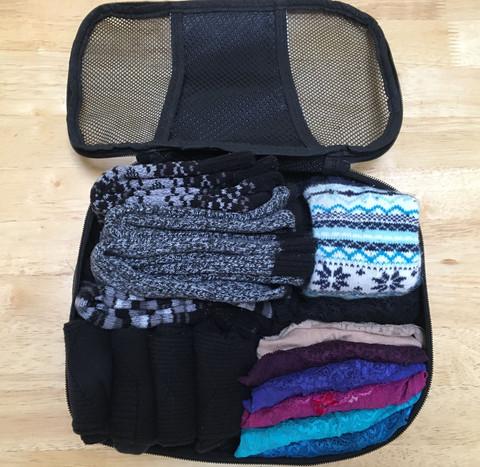 Underwear to go
