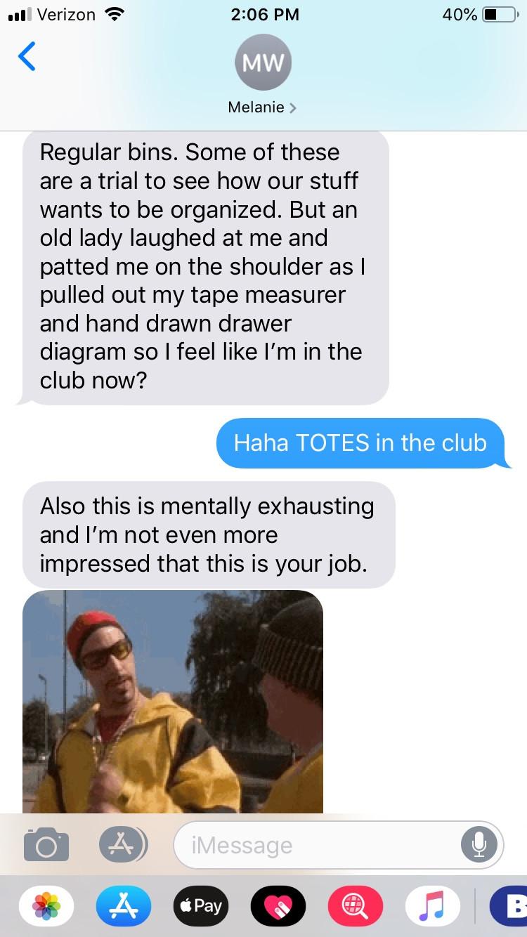 Mel text