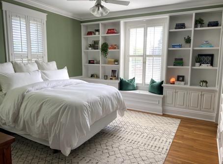 Unpacking - Bedroom & Dressing Room