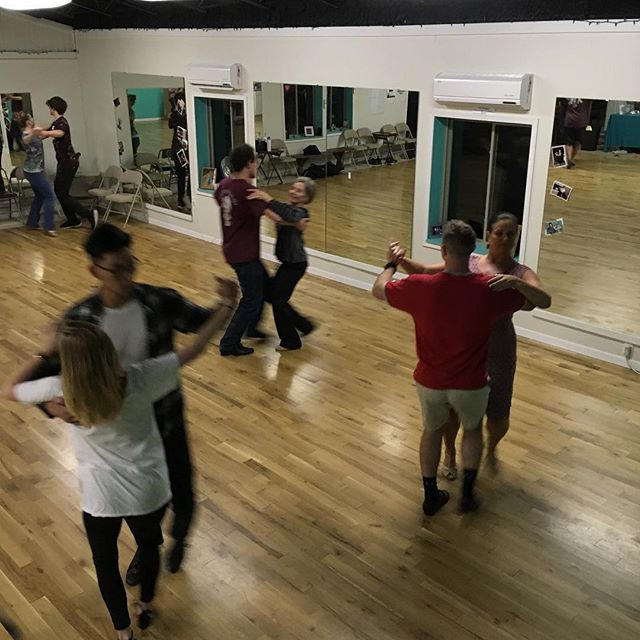 Two step class will meet at the Studio T