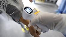 ¿ Puedo medir la temperatura corporal con un termómetro de cocina infrarrojo?