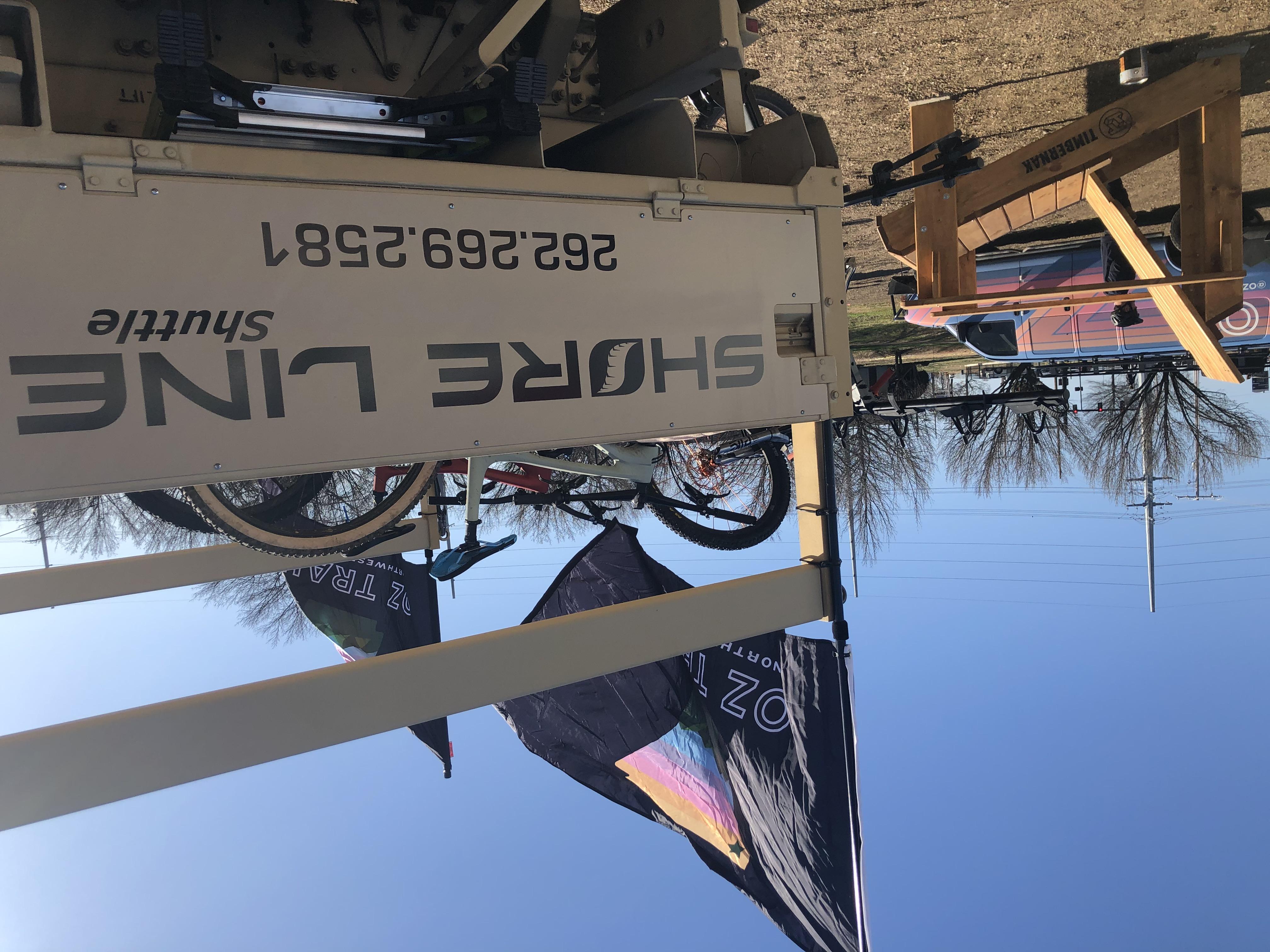 Loaded up w: bikes