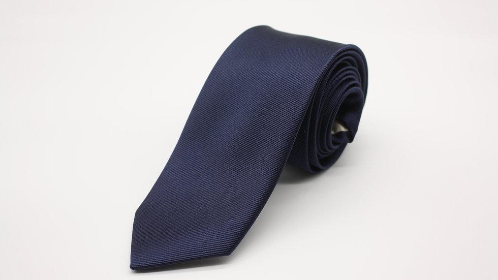 Navy Blue Twill Skinny