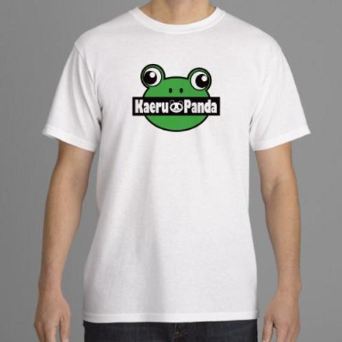 カエルパンダTシャツ(メンズLサイズ)※配送料込み