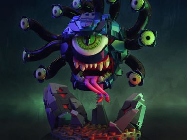Behold... the Beholder