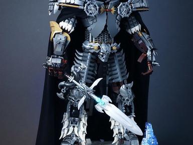 LEGO Lich King Arthas