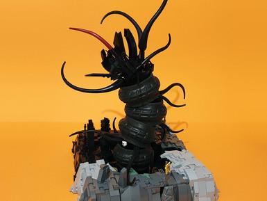 The Black Anemone