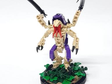 LEGO Warhammer 40k Tyranid