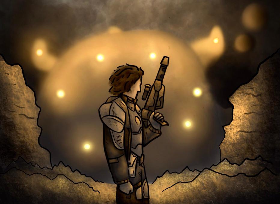 The Void War by Jack Bauer