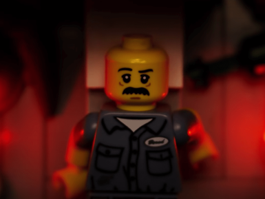 "Brickfilm Feature: ""SCP - The Janitor"" by Forlorn Creature"