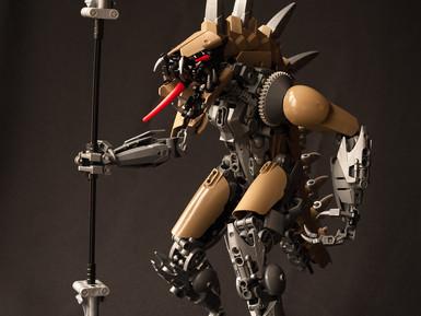 A True Bionicle Beast