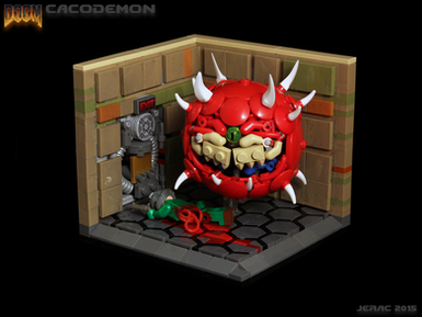 DOOM Cacodemon