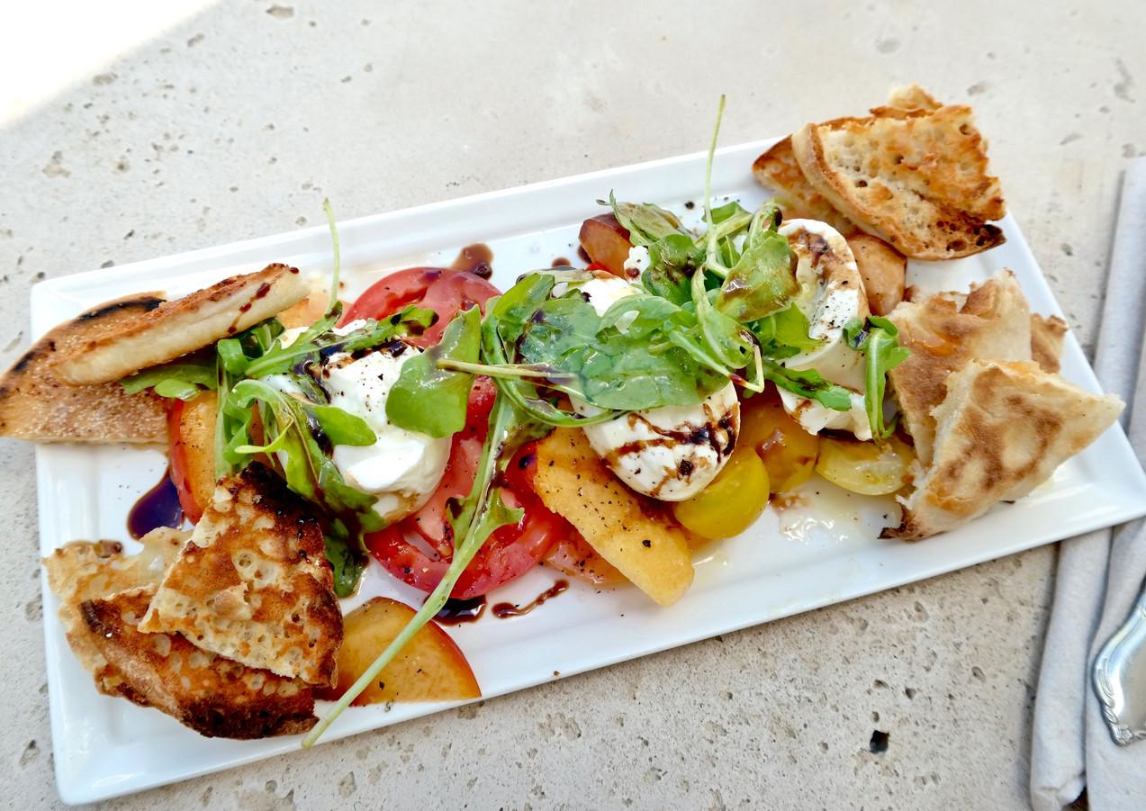 Heirloom Tomato Burrata