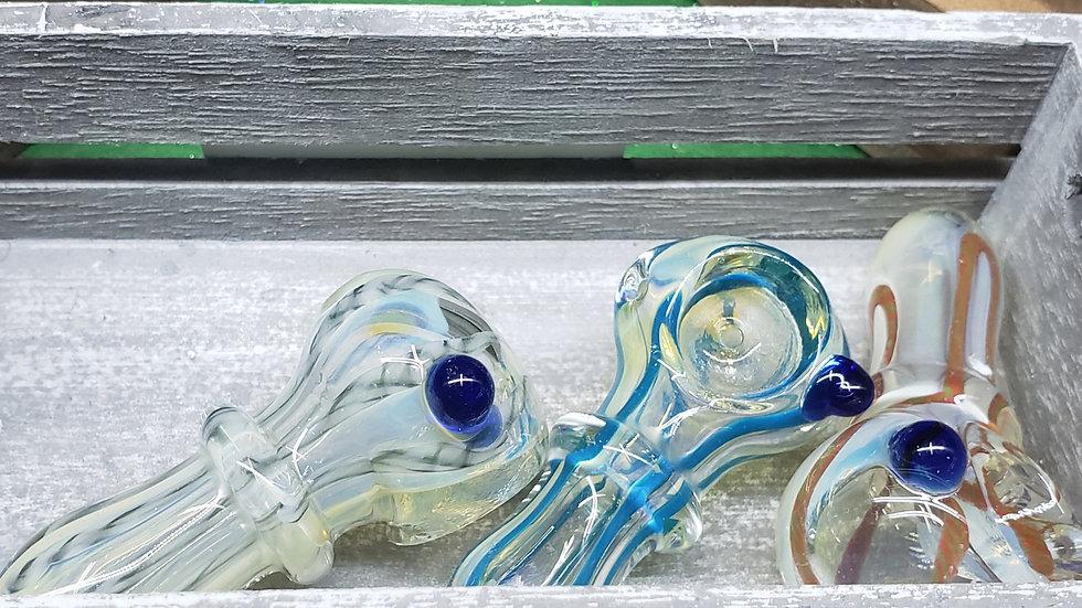 Small Glass Custom Pipe