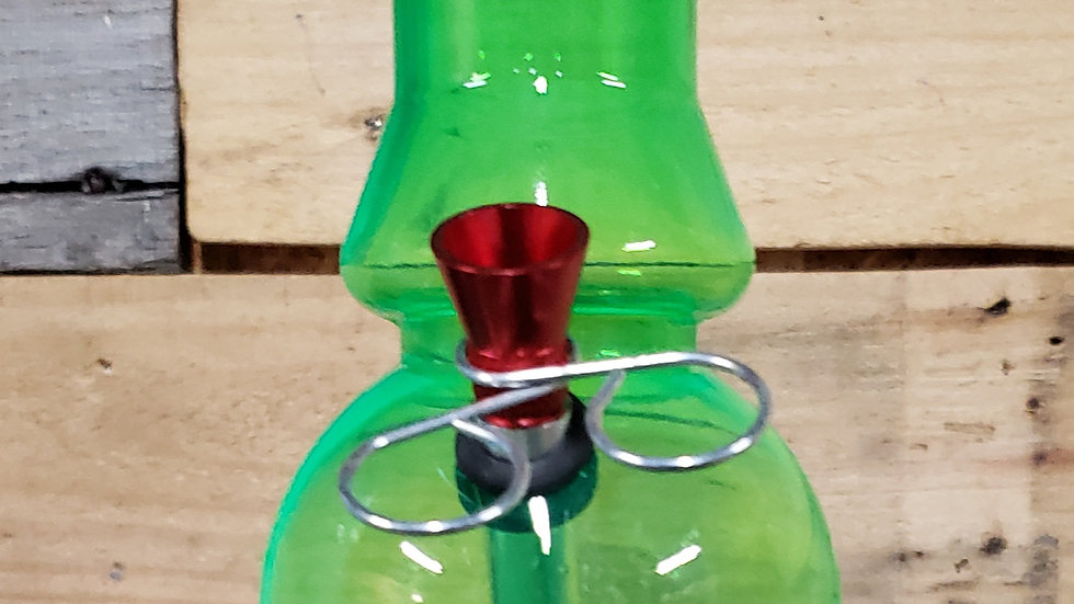 8 Inch Acrylic Water Pipe