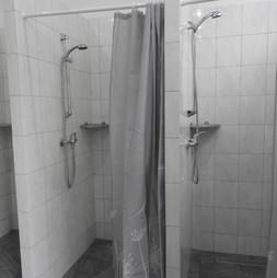Prysznice Pole Namiotowe