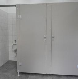 WC Męski Pole Namiotowe