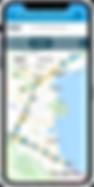 GPS lokátor do auta, na klo, pro děti s aplikací.
