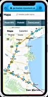 GPS hlídač s aplikací.