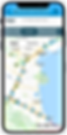 Sledování aut pomocí přehledné online aplikace.