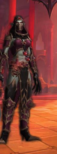 Lady Inerva Darkvein