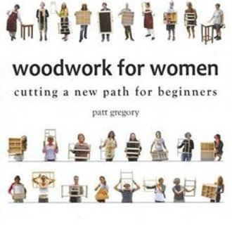 Woodwork for women - Book