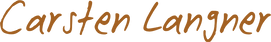 Carsten Langner Logo