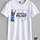 Thumbnail: T-shirt UNISEX - CHIHUAHUA - PERSONAL STALKER