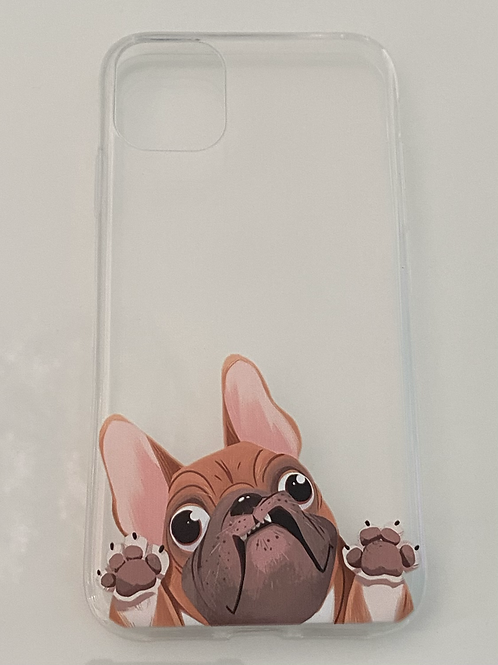 Cover iPhone11 - FUNNY BULLY FULVO